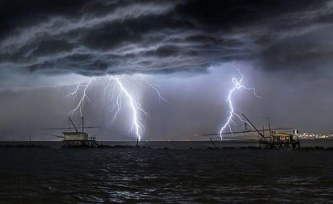 Bihar Weather forecast : बिहार में अगले 72 घंटे भारी बारिश व वज्रपात की आशंका, हाइ अलर्ट जारी