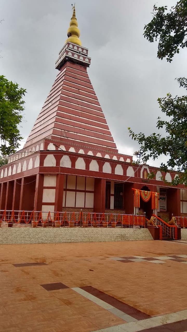 बंद रहा इटखोरी का भद्रकाली मंदिर