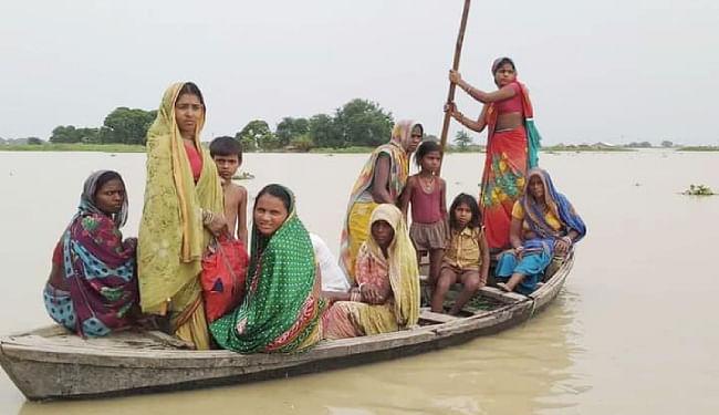 बिहार में पंचायत की महिलाओं के जिम्मे रहेगा बड़ा काम, बाढ़ के दौरान ऑन स्पॉट होगी पानी की गुणवत्ता की जांच
