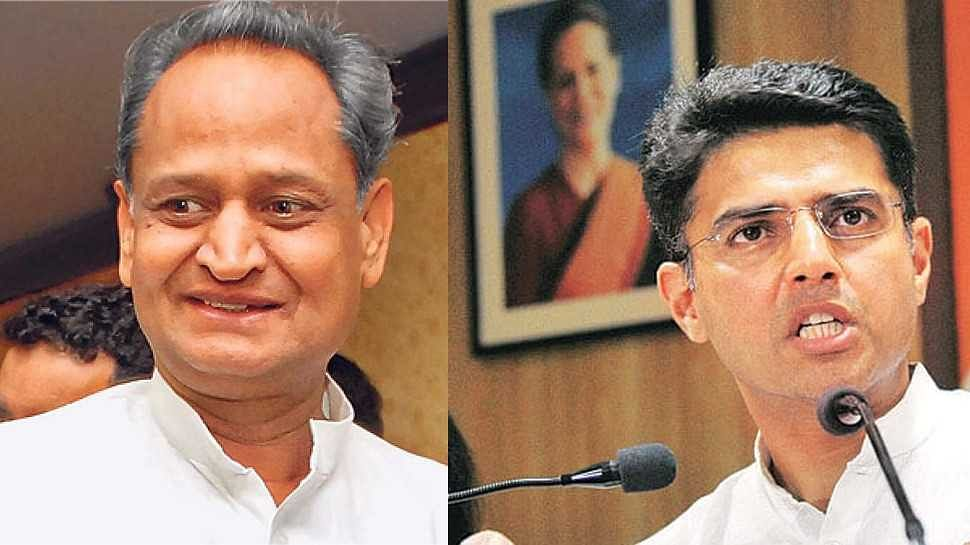 Rajasthan Crisis Live : जयपुर रवाना होने से पहले सीएम अशोक गहलोत पर बरसे पायलट ! कहा- 'जनता सबकुछ देख रही है'