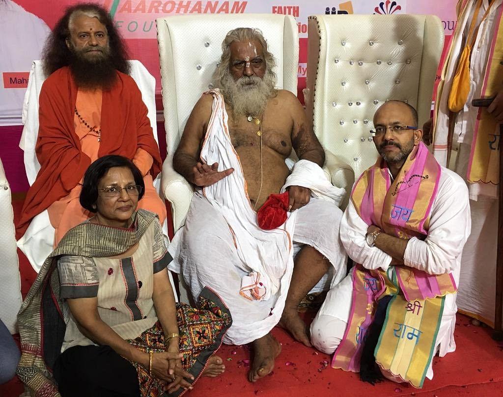 मंहत नित्य गोपाल दास ने पीएम मोदी से राम मंदिर को लेकर की खास अपील