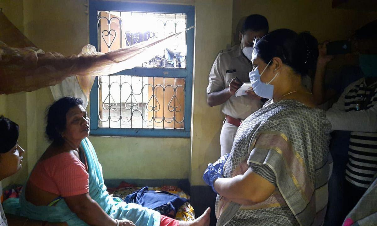 भाजपा विधायक की मौत ने साबित किया राज्य की कानून-व्यवस्था बदतर : देवश्री