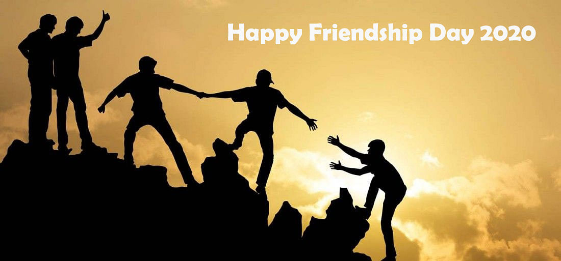 Happy International Friendship Day 2020