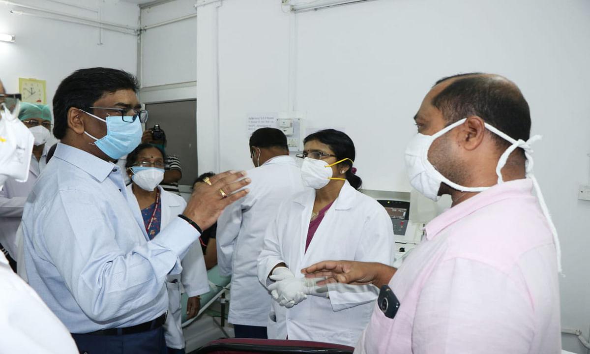 Coronavirus in Jharkhand Update : रांची में रिकॉर्ड 231 कोरोना के नये मामले, राज्य में संख्या पहुंची 686, 179 लोग ठीक भी हुए