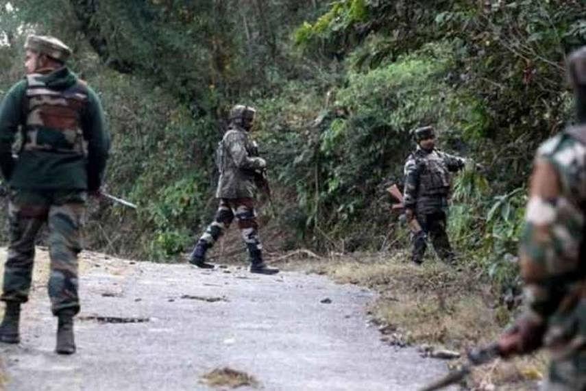 जम्मू-कश्मीर में एलओसी पर घुसपैठ की कोशिश नाकाम, दो आतंकी ढेर