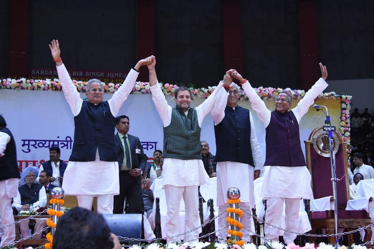 राजस्थान, एमपी के बाद अब छत्तीसगढ़ में कांग्रेस सरकार पर खतरा? बीजेपी नेता ने किया ये दावा