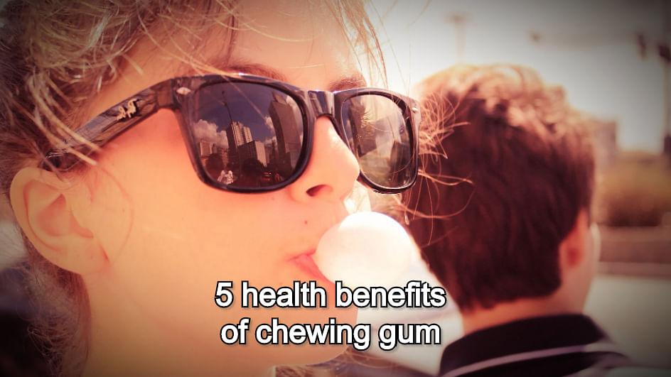 स्वाद नहीं, स्वास्थ्य के लिए चबाएं Chewing Gum, तनाव, वजन कम करने, मुंह की बीमारियों समेत अन्य रोगों में है लाभदायक