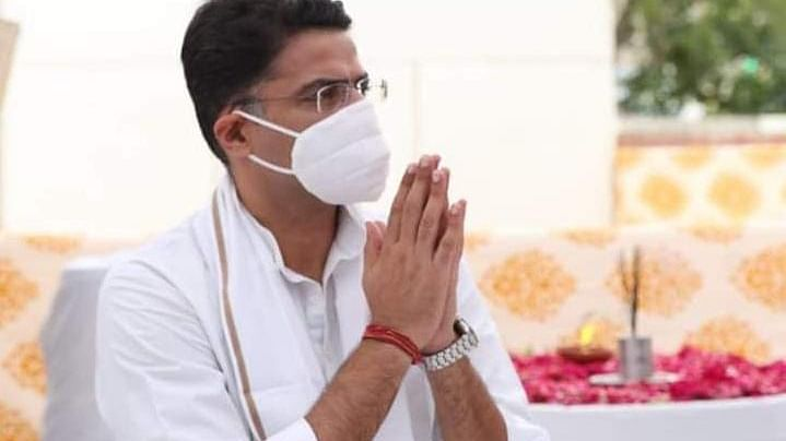 Rajasthan Government Crisis : 'बीजेपी से जोड़कर मुझे किया जा रहा है बदनाम' राजस्थान राजनीतिक मामले पर सचिन पायलट ने तोड़ी  चुप्पी