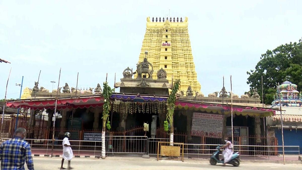 भारत के सबसे बड़े मंदिर में कोरोना विस्फोट, 14 पुजारी आये चपेट में