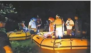 Bihar Flood 2020: खगड़िया में नौका हादसे के शिकार नौ लोगों का मिला शव, आधा दर्जन अभी भी लापता