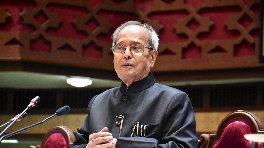 जब जदयू ने दिया था प्रणब बाबू को राष्ट्रपति चुनाव में वोट, नीतीश कुमार ने कही थी यह बात...