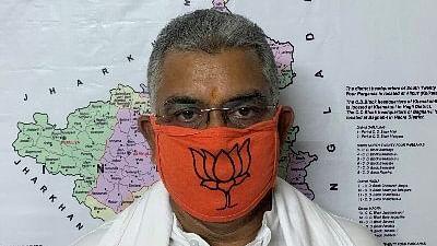5 अगस्त को राम जन्मभूमि शिलान्यास के दिन लॉकडाउन वापस ले ममता बनर्जी सरकार, भाजपा अध्यक्ष दिलीप घोष की मांग
