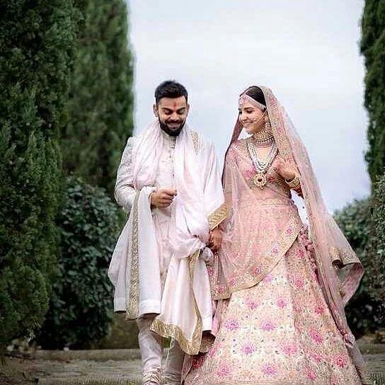 2017 में बंधे थे शादी के बंधन में