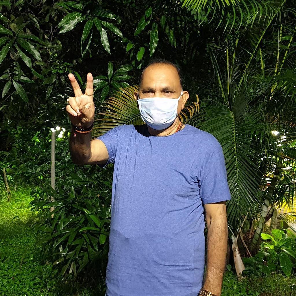 रांची विधायक सीपी सिंह कोरोना से ठीक हुए