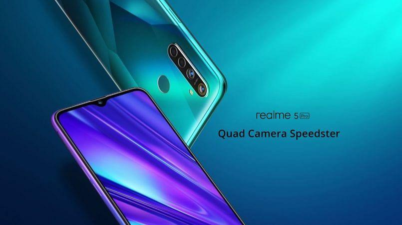 Realme 5 Pro नये अवतार में आया, Online Sale में सस्ते में खरीदने का मौका