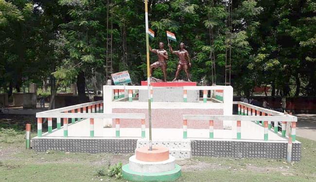 13 August 1942: खगड़िया के लोगों ने शहीद वीर सपूत धन्ना माधव की शहादत को किया याद