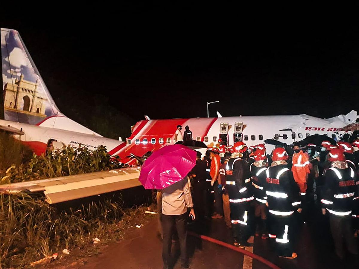 Kerala Plane Crash : एक तेज आवाज और विमान के हो गये दो टुकड़े, चश्मदीदों ने बताया कितना खतरनाक था मंजर