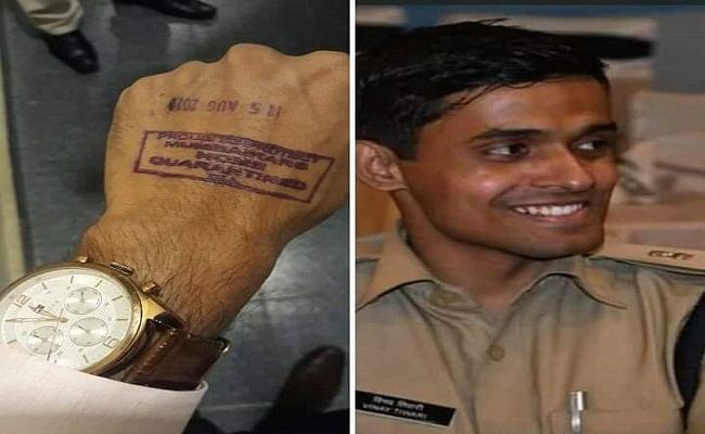 Sushant Singh Rajput Case: क्या CBI में भेजे जाएंगे IPS विनय तिवारी ? जानिए उन्होंने खुद इस चर्चा पर क्या किया खुलासा...