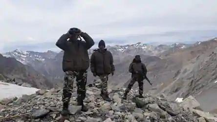 एलएसी में हारने के बाद अब लिपुलेख के पास सैनिकों को जमा कर रहा चीन
