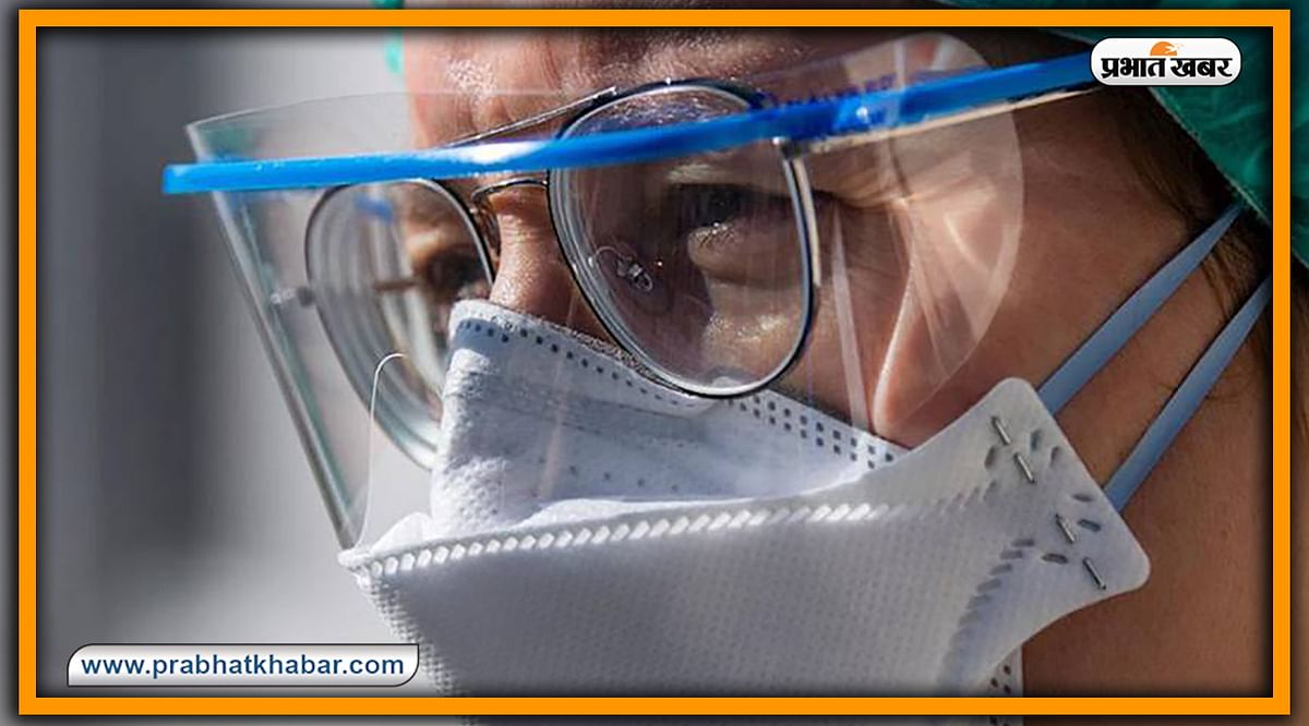 Health News : आंखों से भी हो सकता है Coronavirus संक्रमण, मास्क के साथ चश्मा पहनना भी जरूरी, जानें क्या कहती हैं नयी रिसर्च