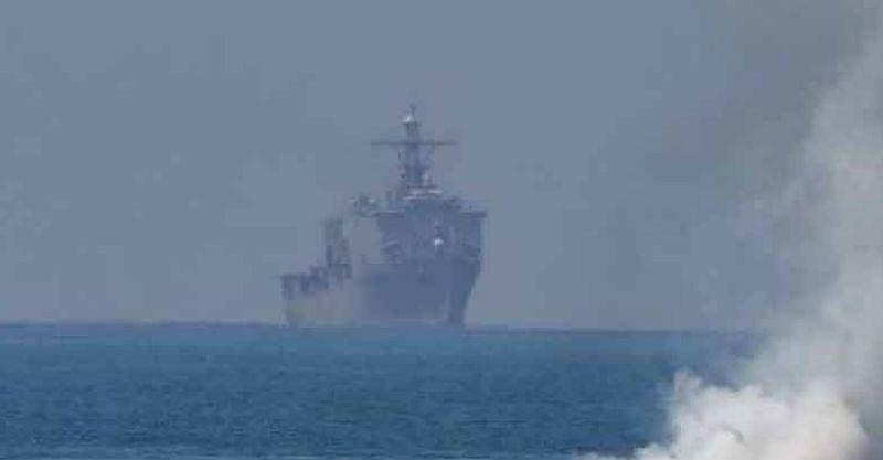 अमेरिका ने दी चीन को खुलेआम चेतावनी, कहा- मिसाइल दागकर अच्छा नहीं किया