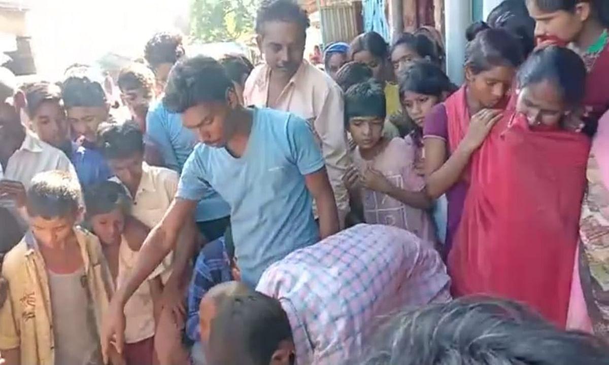 हरिहरगंज और पिपरा में 2 बच्चों की डूबने से मौत, परिजनों का रो- रोकर बुरा हाल