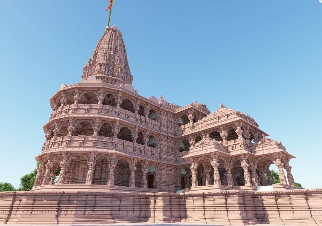 राजपथ पर राम मंदिर की झांकी ने जीता सबका दिल, हासिल किया पहला स्थान