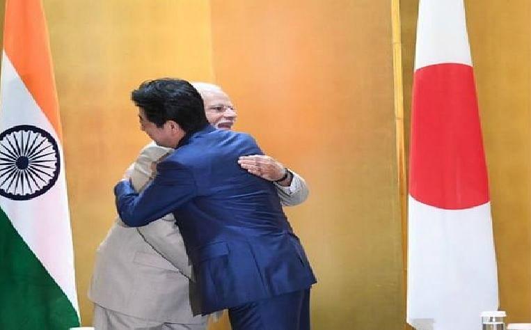 मोदी के ट्वीट पर शिंजो आबे की प्रतिक्रिया कहा, उम्मीद करता हूं हमारी साझेदारी और आगे बढ़ेगी