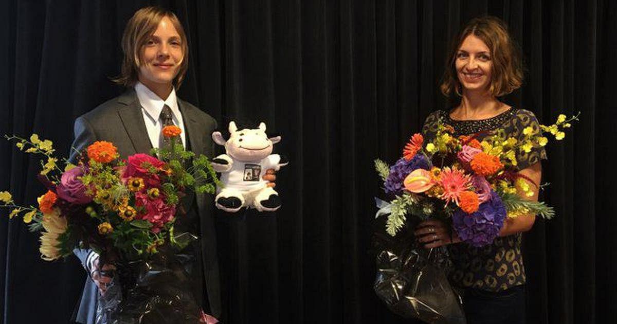 नीदरलैंड की 29 वर्षीय मारिके लुकास रिजनेवेल्ड को मिला अंतरराष्ट्रीय बुकर पुरस्कार
