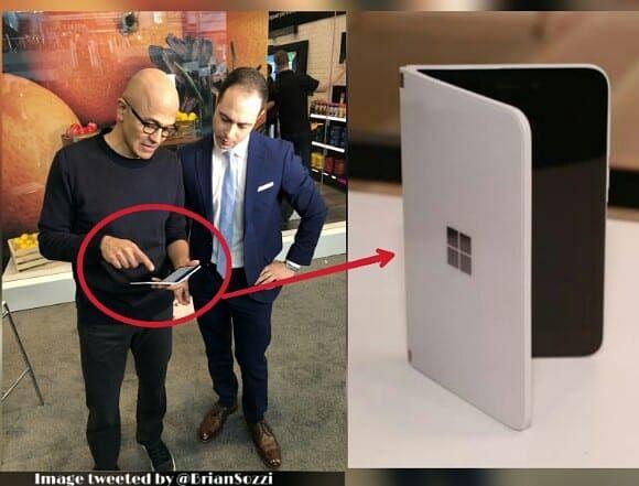 Microsoft CEO सत्या नडेला का दो स्क्रीनवाला स्मार्टफोन अब होगा आम आदमी के हाथों में, जानें कितना दमदार है फोल्डेबल Surface Duo?