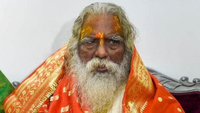 राम जन्मभूमि ट्रस्ट के नृत्य गोपाल दास कोरोना संक्रमित, सीएम योगी ने मथुरा DM को कॉल कर दिए ज़रूरी निर्देश