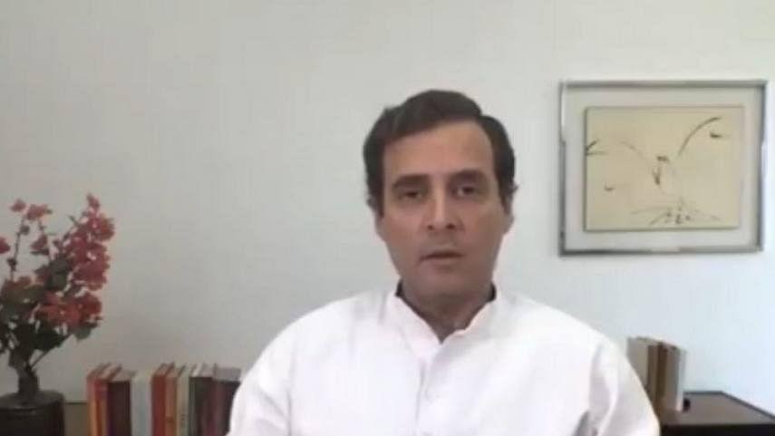 मोदी सरकार के कारण भारतीय अर्थव्यवस्था का बुरा हाल, राहुल गांधी ने वीडियो जारी कर लगाया आरोप