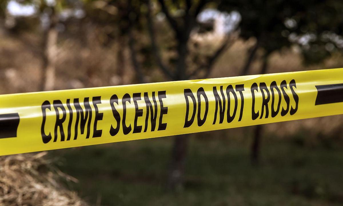 घाघरा में अपराधियों ने एक व्यक्ति को मारी गोली, बाइक लेकर हुआ फरार
