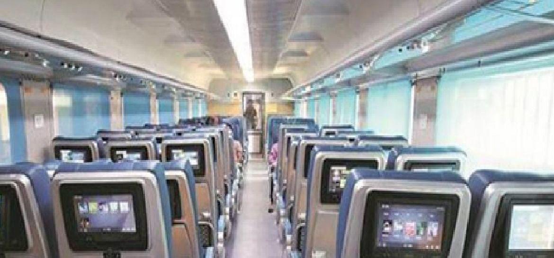 प्राइवेट ट्रेन को रहना होगा समय का पाबंद नहीं तो भरना पड़ेगा भारी जुर्माना