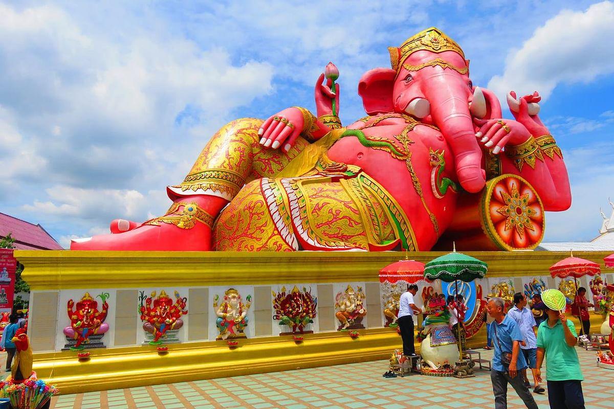 भारत नहीं इस देश में है भगवान गणेश की सबसे ऊंची प्रतिमा, खासियत जानकर चौंक जाएंगे आप...