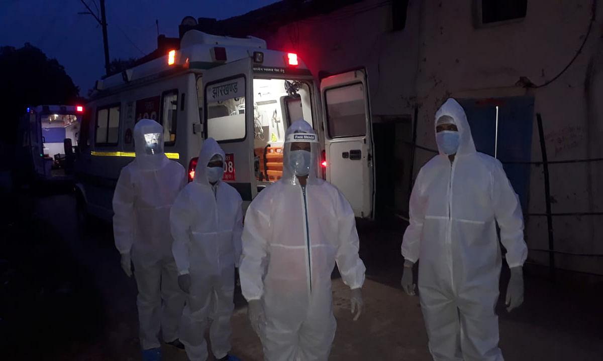 झारखंड में 10 हजार से अधिक कोरोना संक्रमित  हो चुके हैं ठीक, एक दिन में 591 नये मामले, 3 की हुई मौत