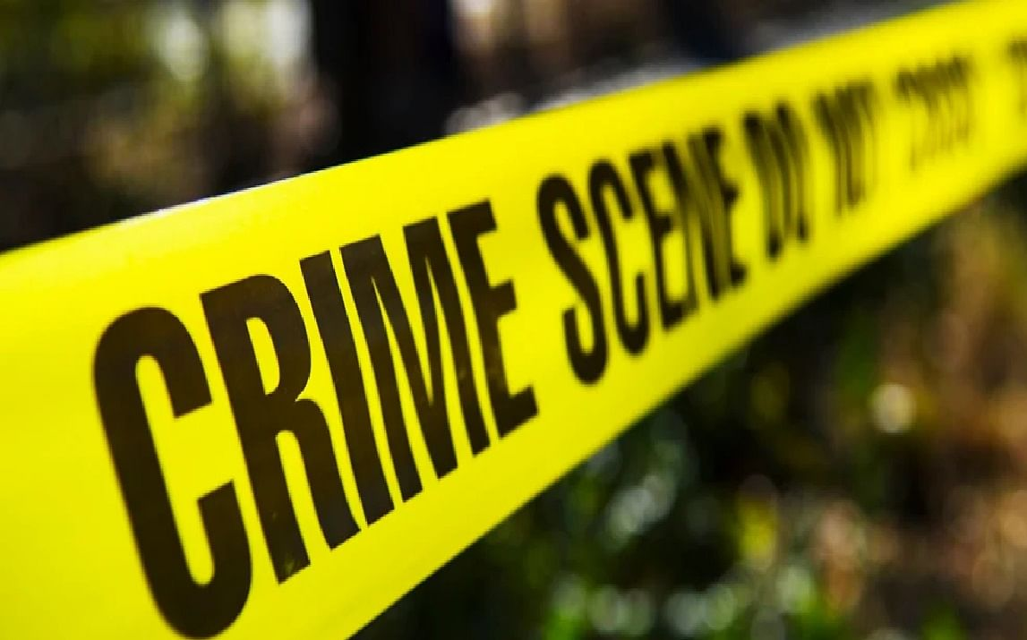 तेज रफ्तार कार ने पुलिस की गाड़ी को मारी टक्कर, हेड कान्स्टेबल की मौत