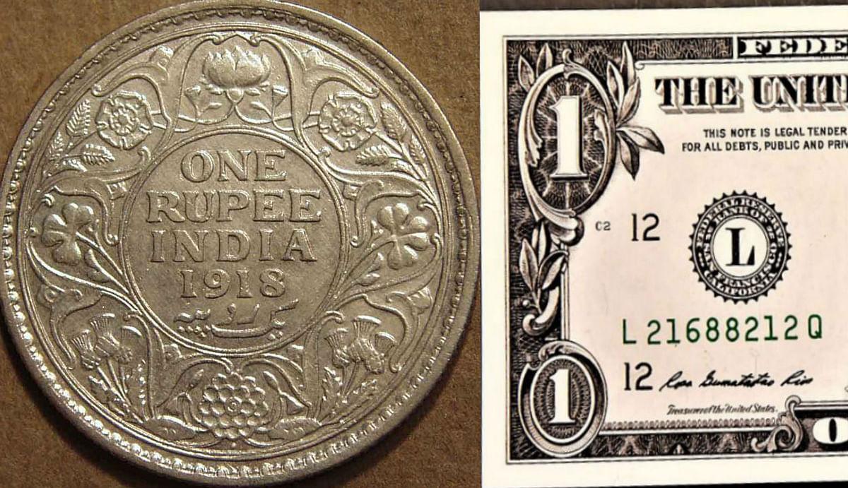 India Independence Day 2020 : 1947 में एक डॉलर की क्या थी कीमत? आजादी के 73 सालों में कितना टूट गया रुपया