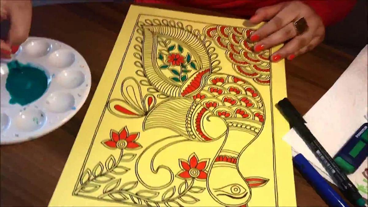 एसडीएमसी के स्कूलों में छात्र सीखेंगे मधुबनी पेंटिंग
