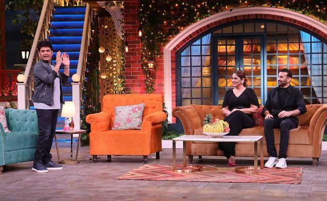 The Kapil Sharma Show: अर्चना पूरन सिंह और परमीत सेठी की शादी का राज खुला!