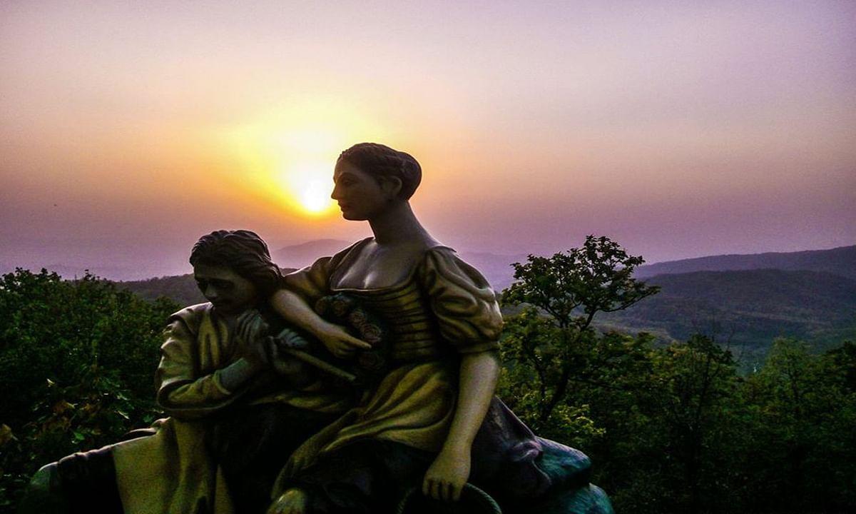 नेतरहाट के मैग्नोलिया प्वाइंट से देखिए सूर्योदय एवं सूर्यास्त का अद्भुत नजारा