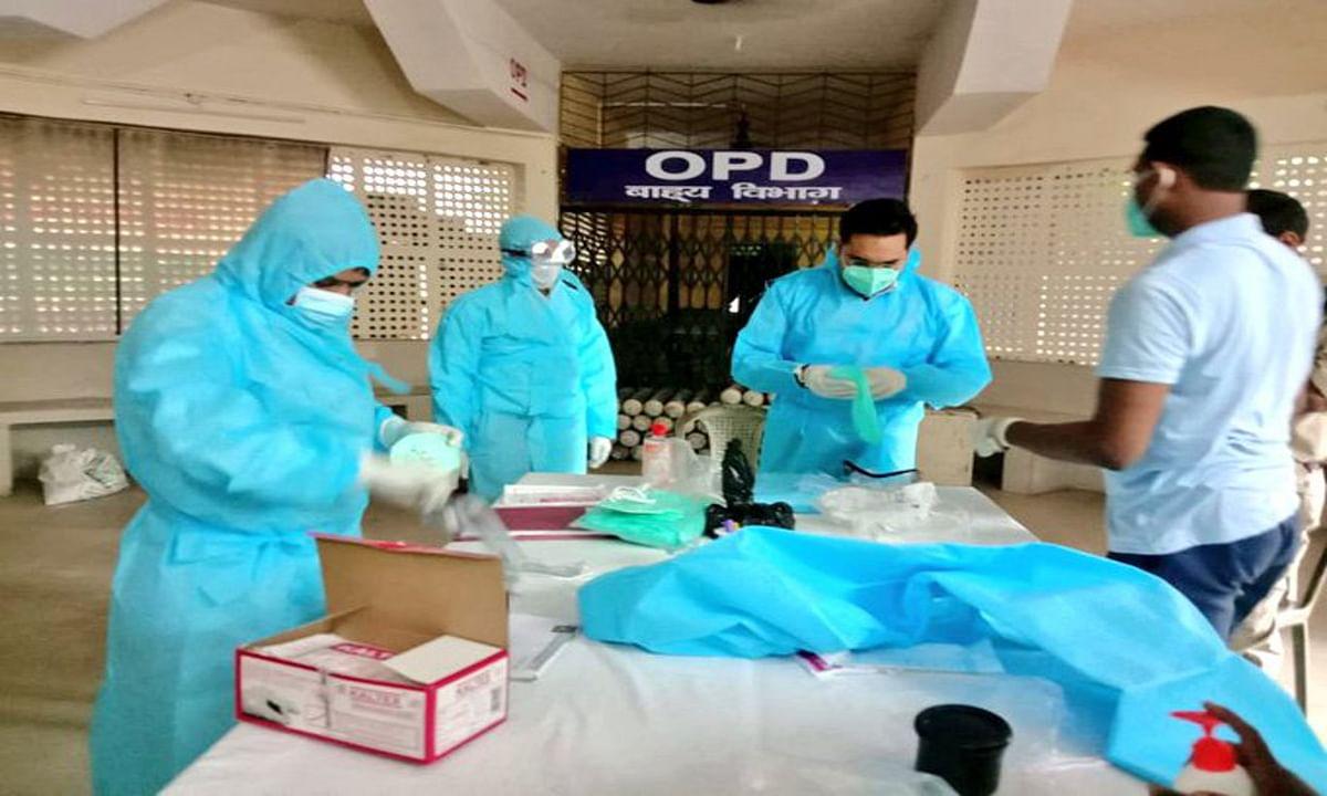 पाकुड़ में मिले 59 कोरोना संक्रमित, अब तक 176 लोग हुए ठीक