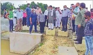 खत्म हुआ 58 साल का इंतजार, पश्चिमी कोसी नहर झंझारपुर ब्रांच कैनाल बनकर तैयार, मुख्यमंत्री करेंगे उद्घाटन