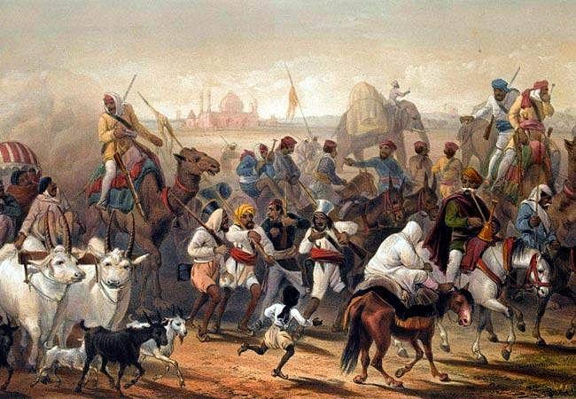 1857 की स्वतंत्रता क्रांति से जानें बिहार के वीरों को, कई लटकाये गये फांसी पर, तो कई को भेजा गया कालापानी...