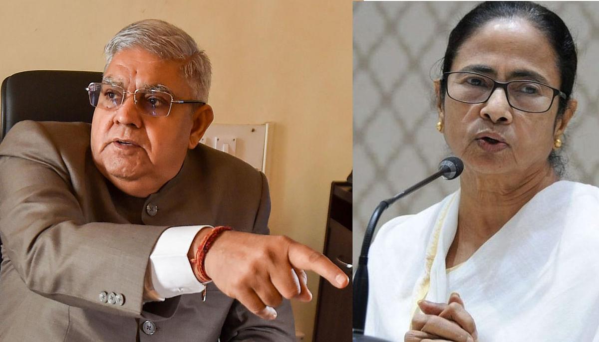 राम मंदिर : ममता ने दिया आपसी भाईचारे का संदेश, धनखड़ बोले, तुष्टिकरण की नीति के कारण चुप हैं मुख्यमंत्री