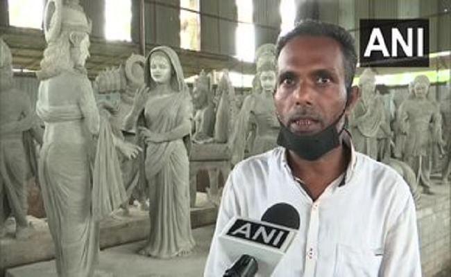 Ram Mandir in Ayodhya : भगवान राम के बचपन से लेकर राज्याभिषेक तक की यात्रा से जुड़ी मूर्तियां बना रहे हैं कलाकार रंजीत मंडल