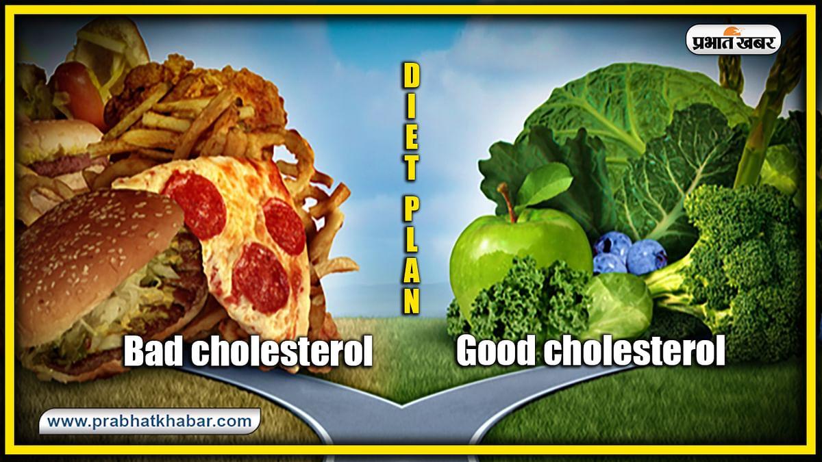 Health News : Bad Cholesterol को कम करेंगे ये फूड्स और दवाईयां, जानें क्यों सेहत के लिए जरूरी है Good Cholesterol