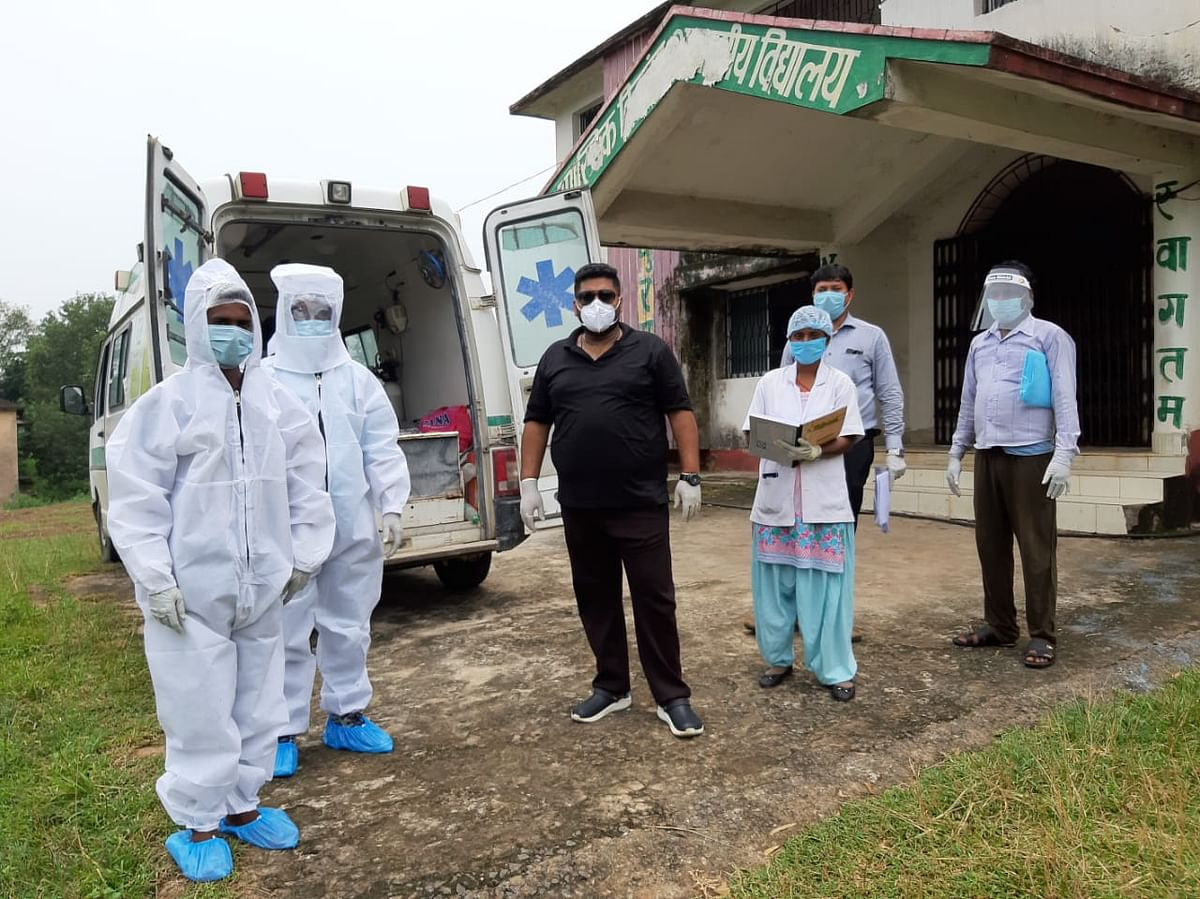 कोरोना के एक्टिव केस 35, जामताड़ा में संक्रमितों की संख्या हुई 140