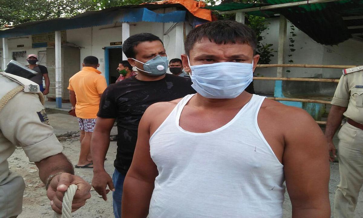 20 से अधिक हत्या का आरोपी पटना का सुपारी किलर सिलीगुड़ी से गिरफ्तार