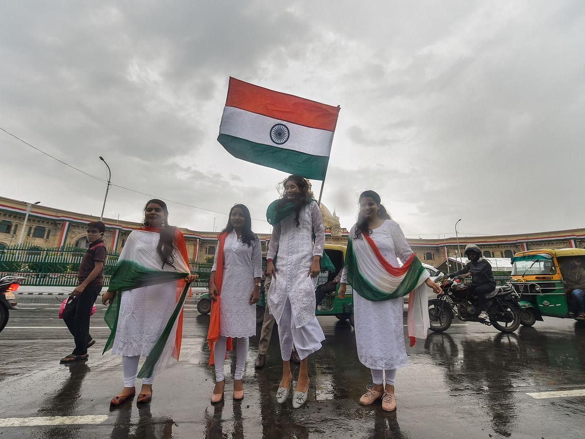 Independence day 2020 : हिमाद्रि तुंग शृंग से प्रबुद्ध शुद्ध भारती, स्वयं प्रभा समुज्ज्वला स्वतंत्रता पुकारती